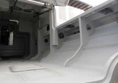 Barry Scott Vessel Interior - Australia