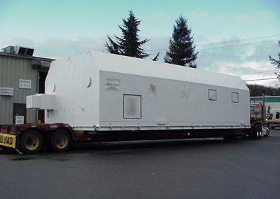 Boeing Satellite Container