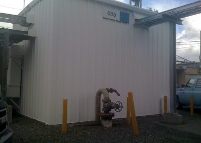 Dow Chemical Pittsburg CA Shed