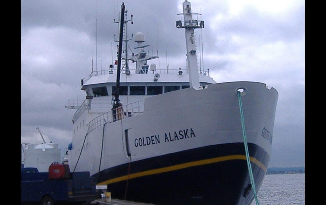 FV Golden Alaska's Condensation Control on Cold Surfaces