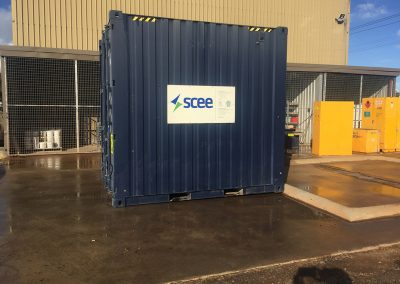 Container Exterior Before - Australia