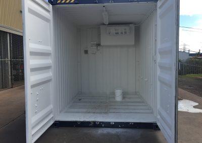 Container Inside -Australia
