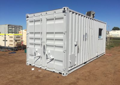 Container Outside Insulation - Australia