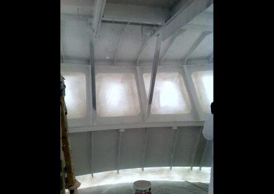 SFO Fireboat Pilot House Interior