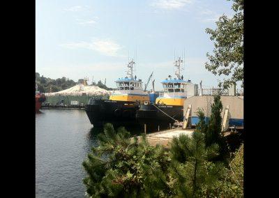 Western Towboat Titan Tugs