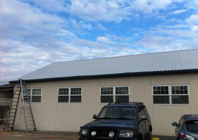 Solar Heat Loading – O'Hara Seafoods Roof